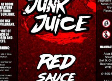 Junk Juice Red Sauce