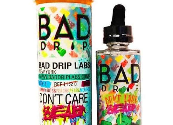 Bad Drip Don't Care Bear Iced
