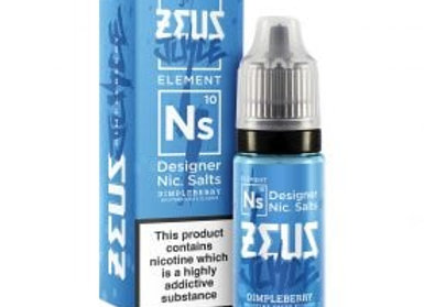 Zeus Juice Salt Dimpleberry