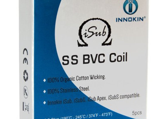 Innokin isub BVC Coil