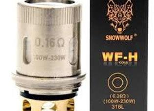 Sigelei Snow wolf Coils