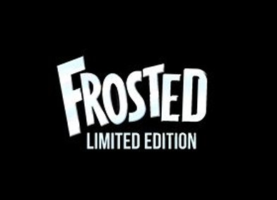 Frosted Limited edition