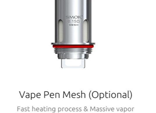 Smok Pen 22 Mesh Coil