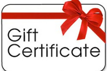 Gift Certificate - 1 month of classes