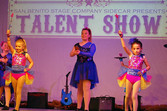 dance team SBSC talent show