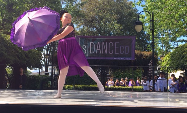 san jose dance festival, spectra dance team, performance team