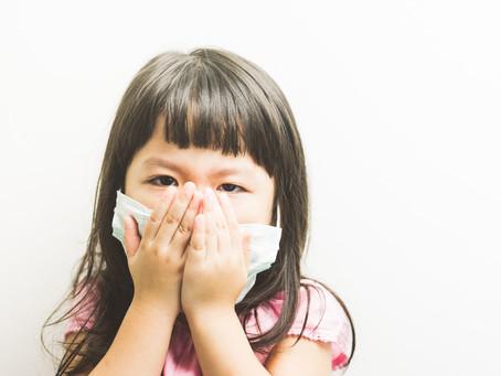 咳嗽为什么不能吃甜的?