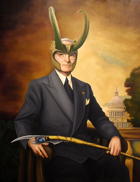 Harry S. Loki