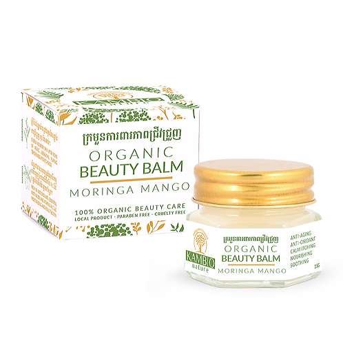 BEAUTY BALM | MORINGA & MANGO