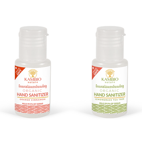 HAND SANITIZER 30ML