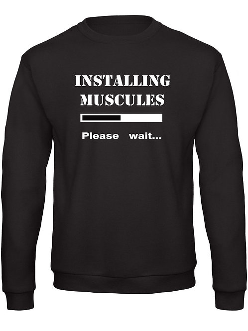 Installing Muscules