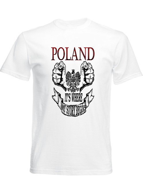Poland my story begins