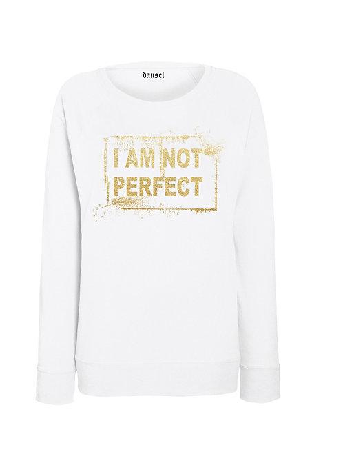 I am not perfect shining