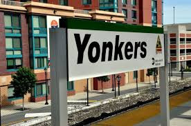 Yonkers Metro North Train Station