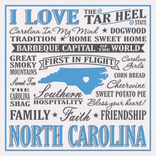 Southern Hospitality, North Carolina, and Then Some Is the Answer.