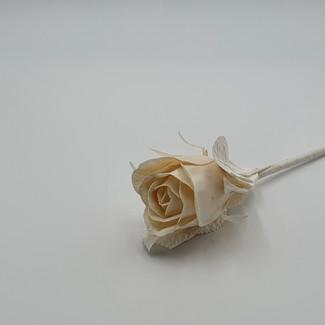 Kenya Rose (All White)