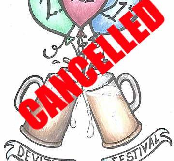 DEVIZES Beer Festival 2020 - CANCELLED