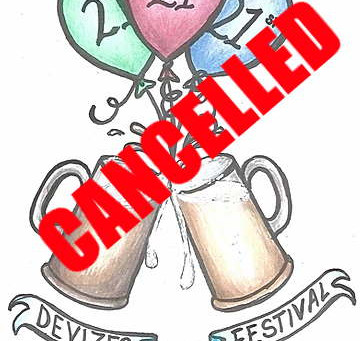 DEVIZES Beer Festival 2020 - CANCELLED