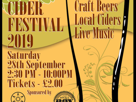 The Civic's 2nd Annual Beer & Cider Festival