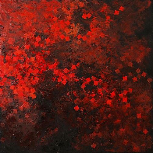 pintura abstracta navarra javier egiluz expresionismo abstracto abstracción lírica matérica pintor navarro javier eguiluz