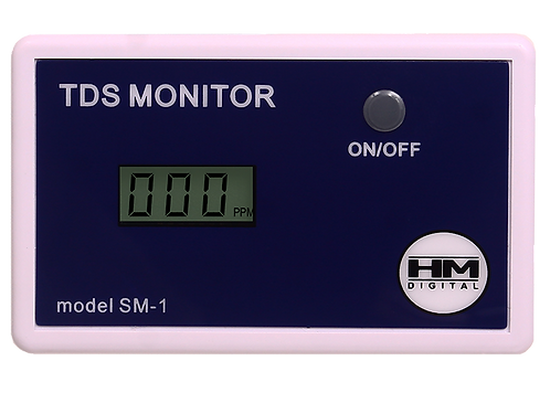 SM-1 In-line Single TDS Monitor