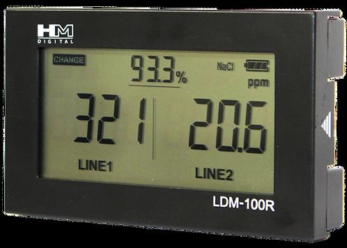 LSM-100 Commercial Grade EC/TDS % Rejection Monitor