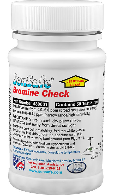 Bromine Check