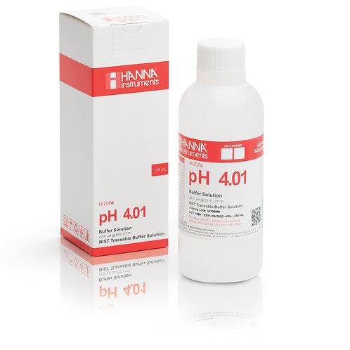 pH 4.01 Calibration Solution (230 ml)