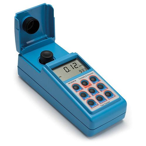 Turbidity and Chlorine Portable Meter