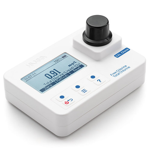 Free & Total Chlorine Portable Photometer