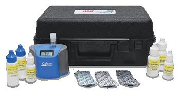 ColorQ DW Test Kit
