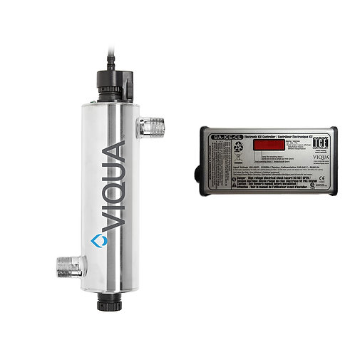 Viqua VH200 Whole Home UV Disinfection System