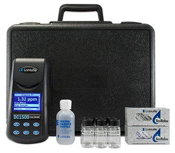 Chlorine Dioxide Colorimeter Kit DC1500