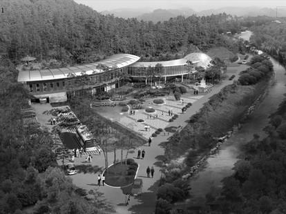 National Sogwangri Forest Eco conservation Center