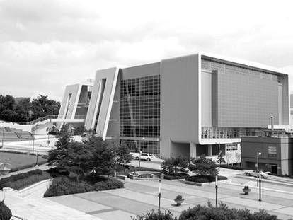 Hallym University Sports center
