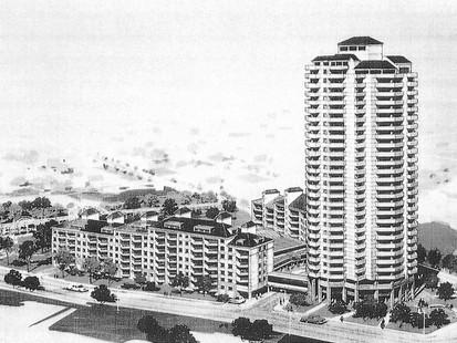 Tokyo Setagaya Apartment Project