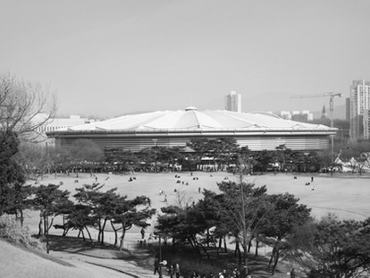 88 Seoul Olympic Gymnastics Hall