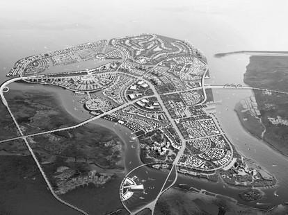 Xinbu Island Master Plan
