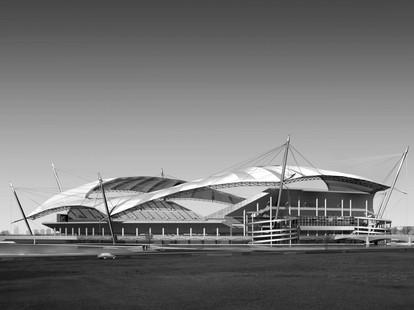 Tianjin Sports center Stadium Project