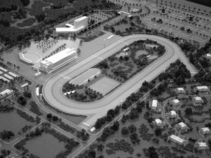 Vietnam Ho Chi Minh Racecourse Master Plan