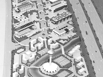 Sun city Industrial Complex Project