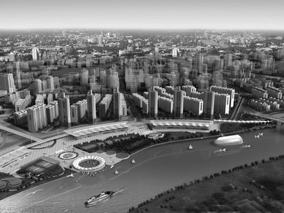 Tianjin Haihe Water Sports World