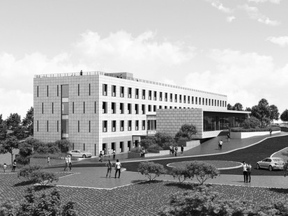 Jeju Tourism Univ. Dormitory