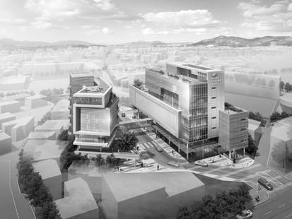 Masterplan Project of the Gangnam seongsim 2nd Hospital