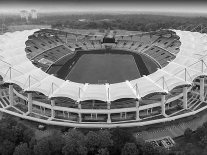 Malaysia Sarawak Main Stadium