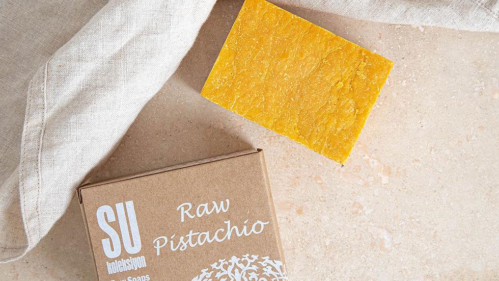 Pistachio Raw Soap