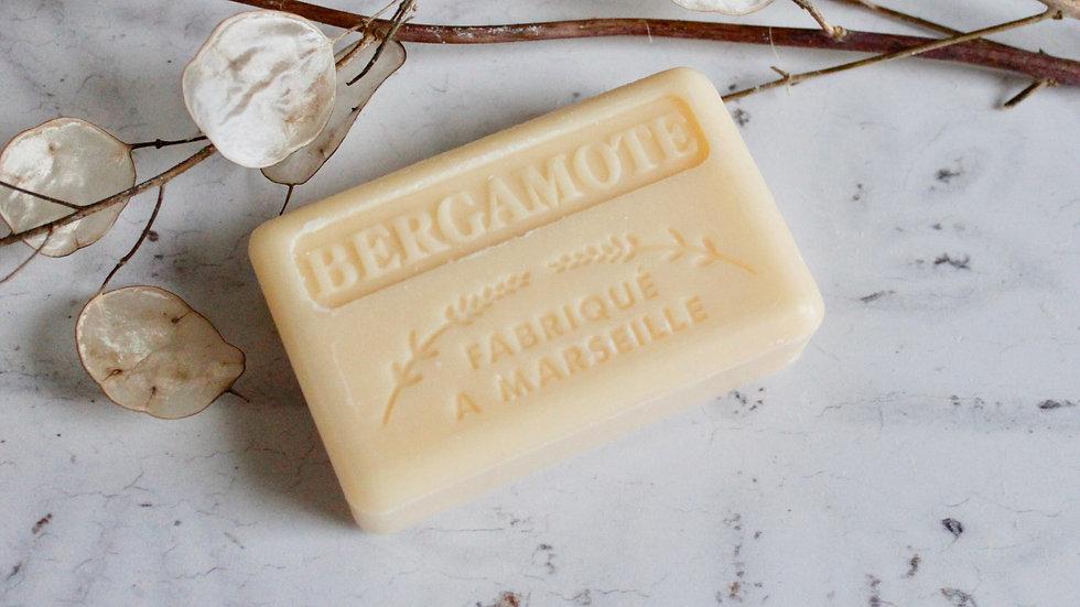 Bergamot Soap & Travel Bag