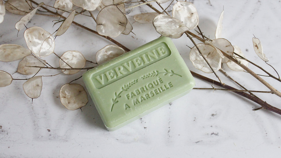 Verbena Soap & Travel Bag
