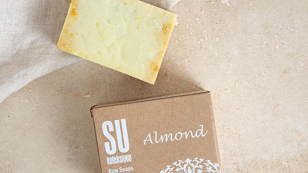 Almond Raw Soap