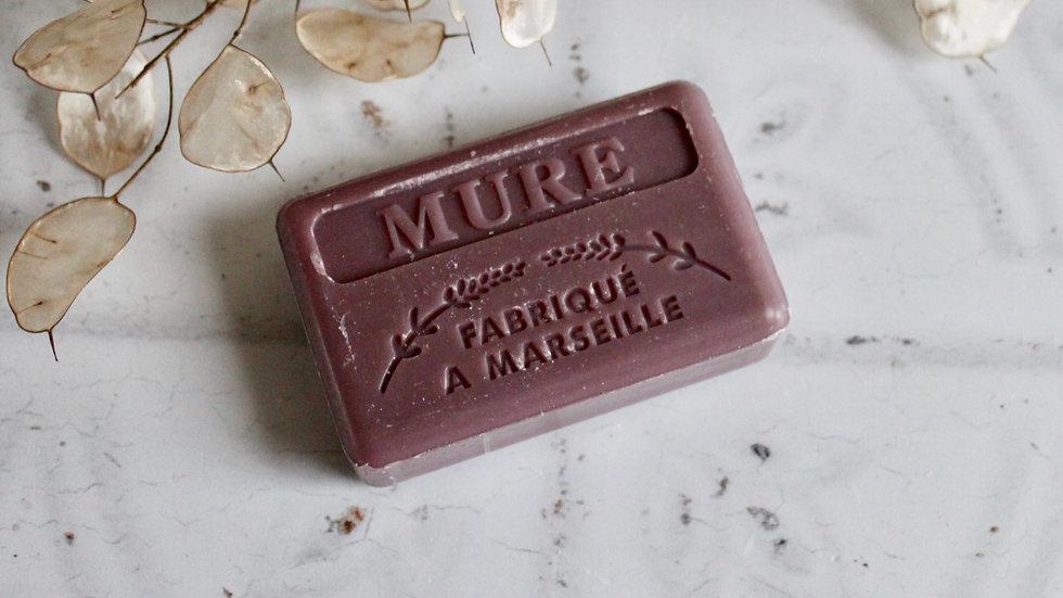 Blackcurrant Soap & Travel Bag